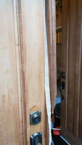 Door & Frame Repair Services in BC