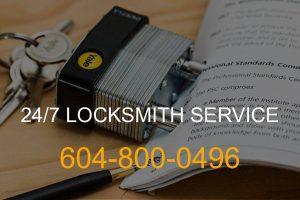 Top Vancouver locksmith