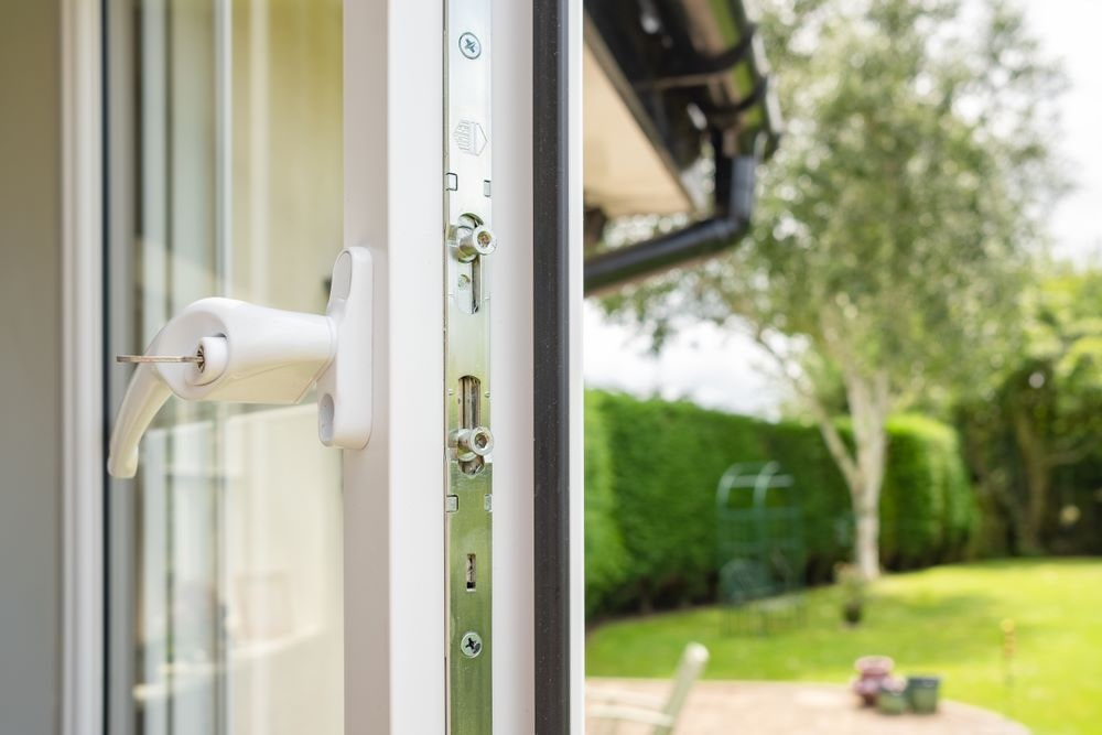 Securing French Doors from Burglars